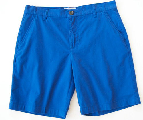 Clean Front Short - Organic Cotton