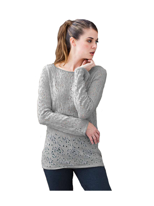 Aereal Pullover. Organic Cotton - Fair Trade