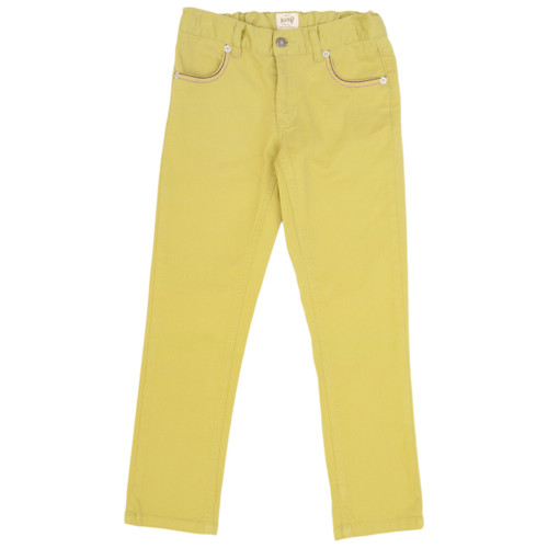 Lime Jeans - Organic Cotton Twill