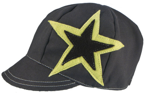 Andrew T-Ball Cap - Up-cycled Materials