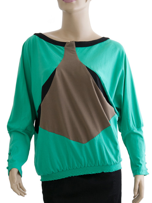 Women's Stern Top - Organic Cotton
