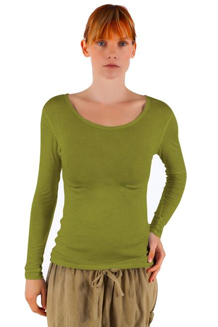 Basic Bella Long Sleeve Tee - Modal