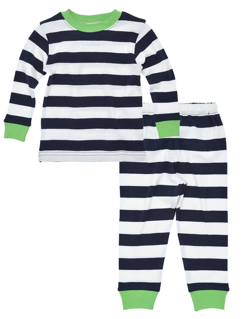 Kids Organic Cotton Long Johns