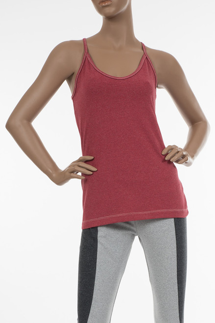 Women's Mesa Razor Back Tank Top- Recycled Material Fabric