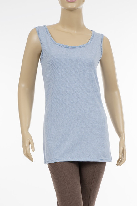 Morro Basic Tank - Recycled Material Fabric