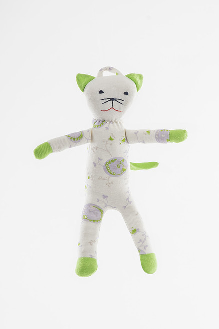 Scrappy Cats - 100% Upcycled Organic Cotton