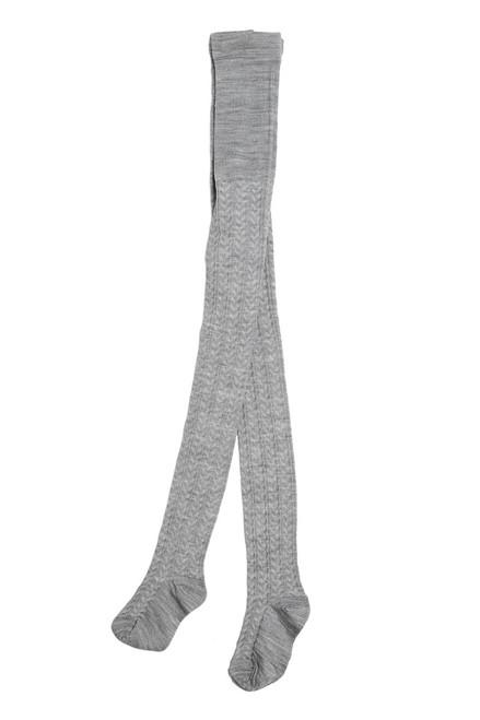 Girls Merino Wool Tights