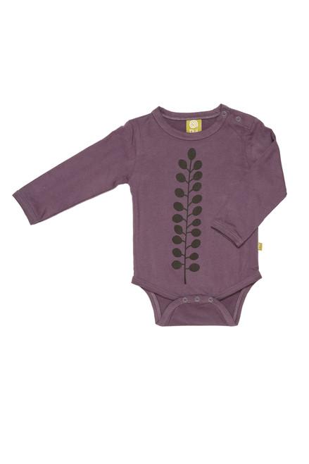 Organic Cotton  Fantail Bodysuit