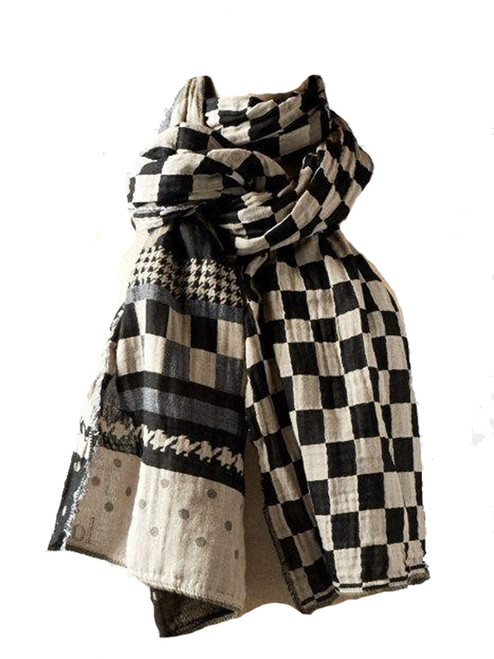 Louison Scarf  - 100% Organic Cotton