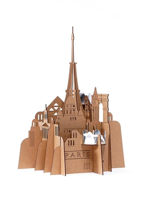 City Lights Paris - Eco Craft Paper