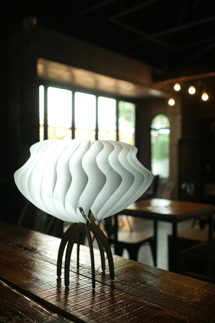 Table Lamp G1W2 - Eco-friendly Mulberry Paper