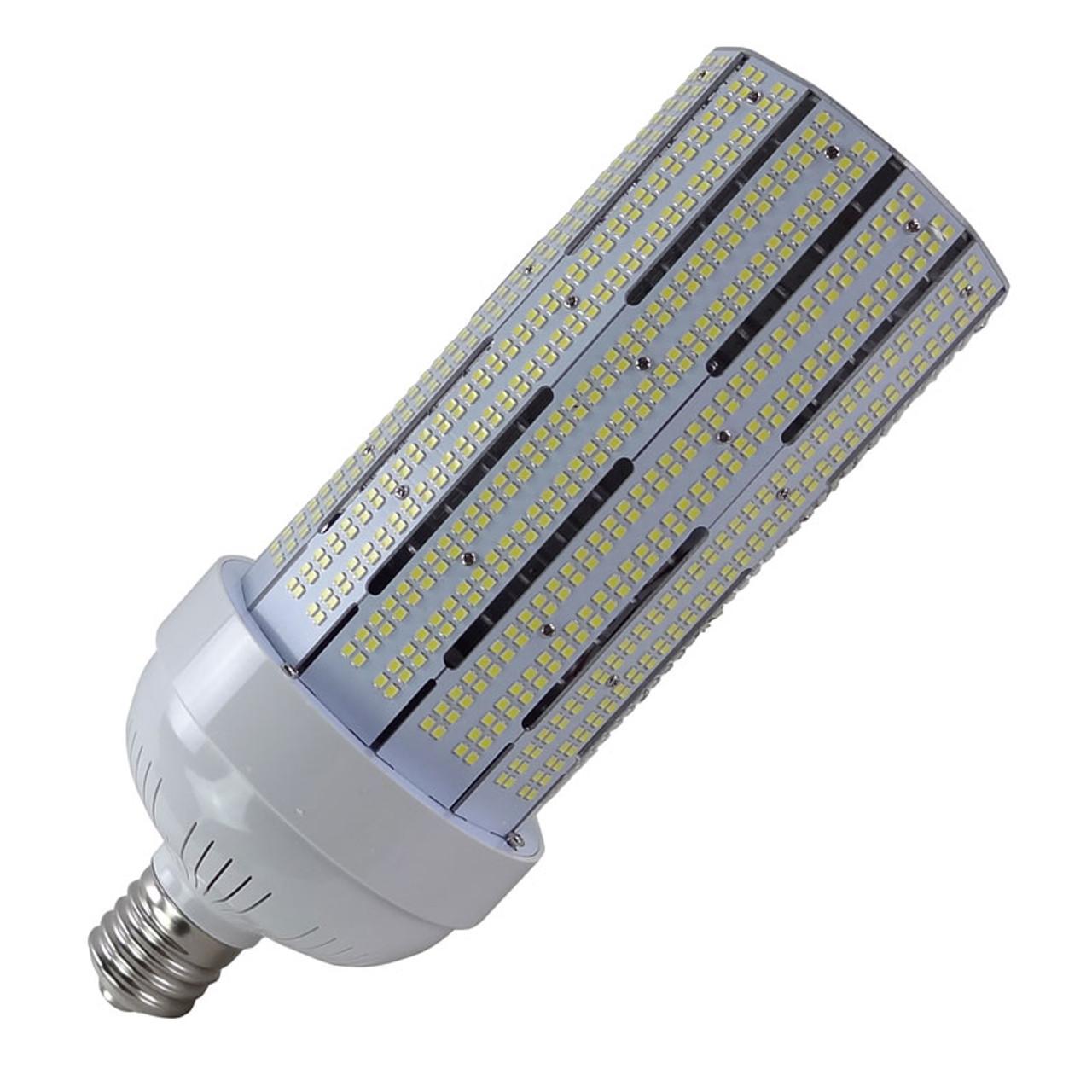 1000 Watt Metal Halide Led Replacement 300 watt led corn bulb, replaces 2,000 watt hid, 45,000 lumen, internal  driver, cri 80, 50,000 hours, 10 year warranty