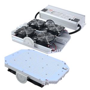 300 Watt Retrofit-Kit to replace 1200-1500 Watt HID in a fully enclosed fixture