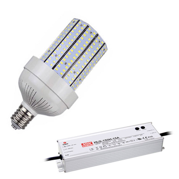 135 Watt LED Bulb For and enclosed  fixture.