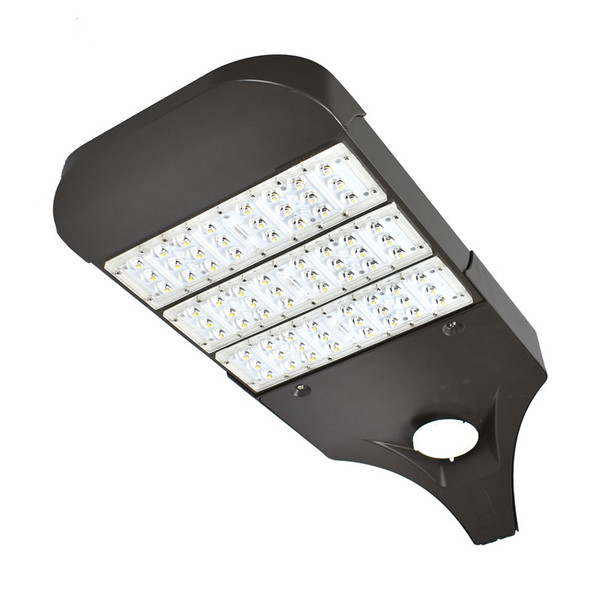 LED Shoebox Area light Replaces 1000 Watt With Only 300 Watt.