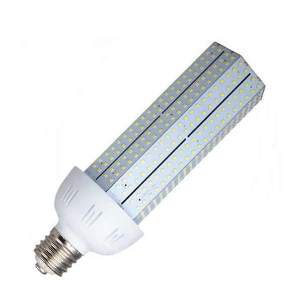 60 Watt LED Corn Bulb To Replace 180-200 Watt High Density Discharge HID