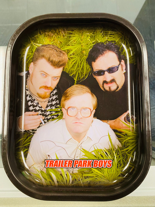 Trailer Park Boys Small Rolling Tray