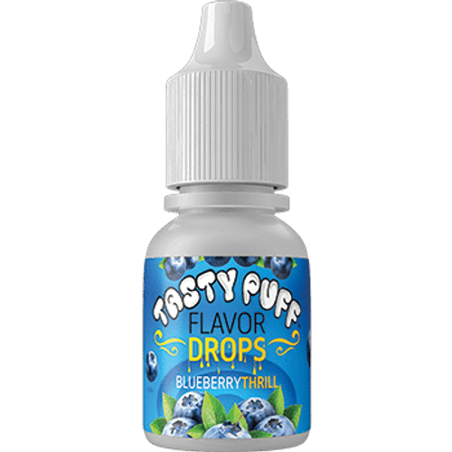 Blueberry thrill Drops