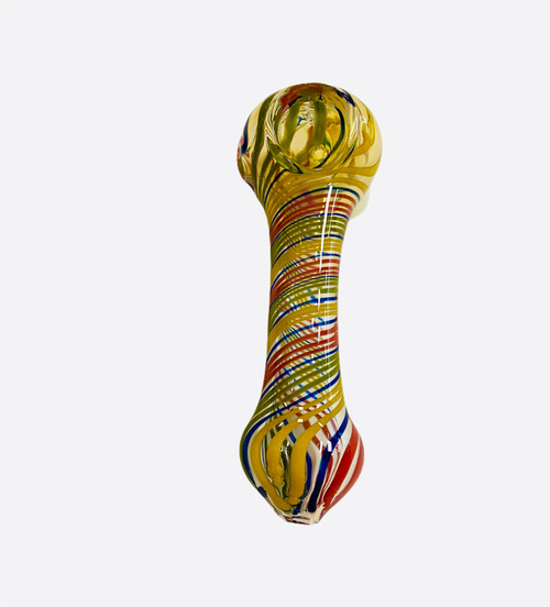 Fumed multi swirl Hand Pipe