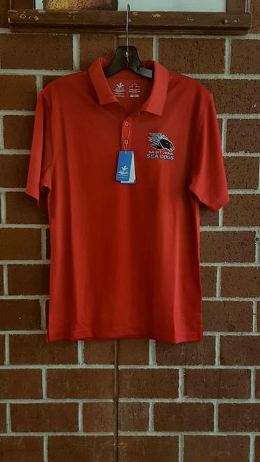 Golf Shirt - Red
