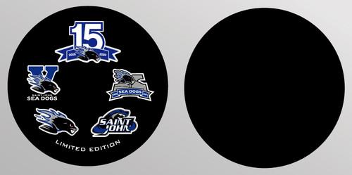 Puck Souvenir - 5 Logos