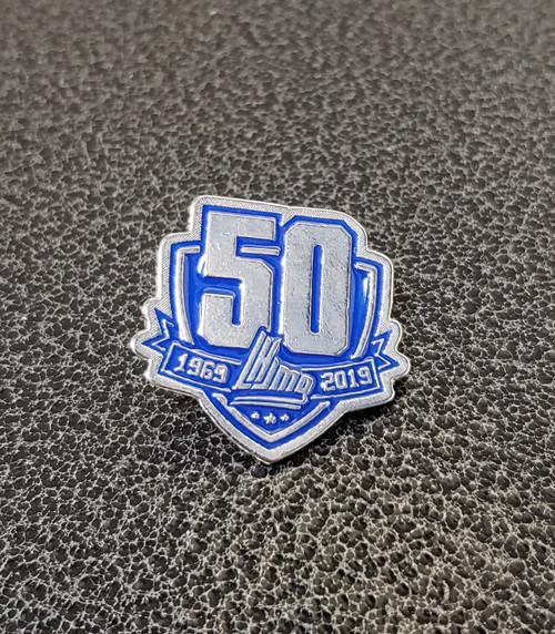 Lapel Pin 50th Anniversary