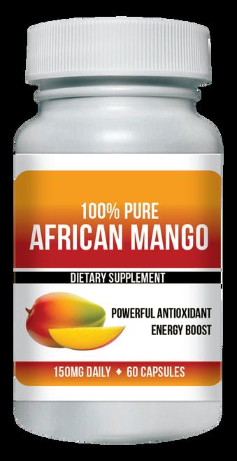 African Mango 60ct