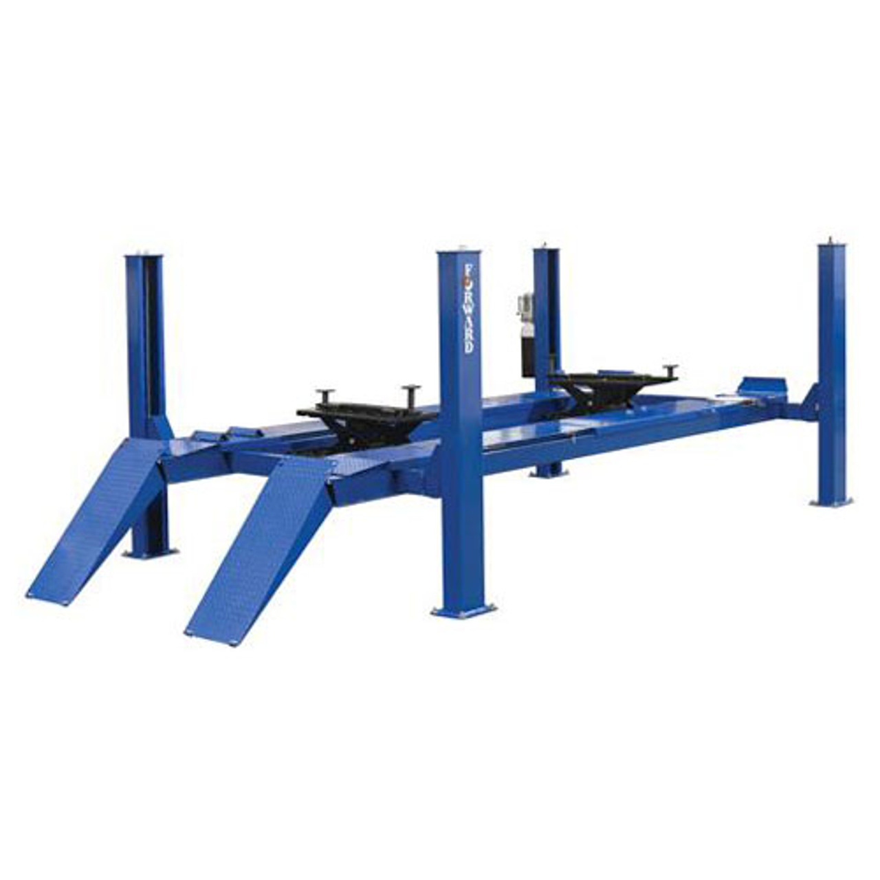 Forward® CR14 Certified 14,000 LB  4 Post Auto Lift