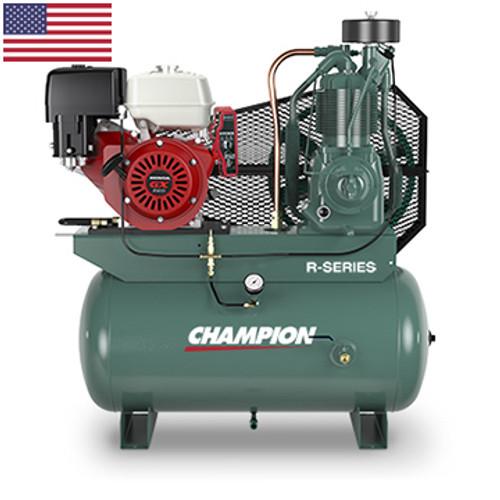 Champion® HGR7-3K Gas Engine Driven Compressor (Kohler ... on