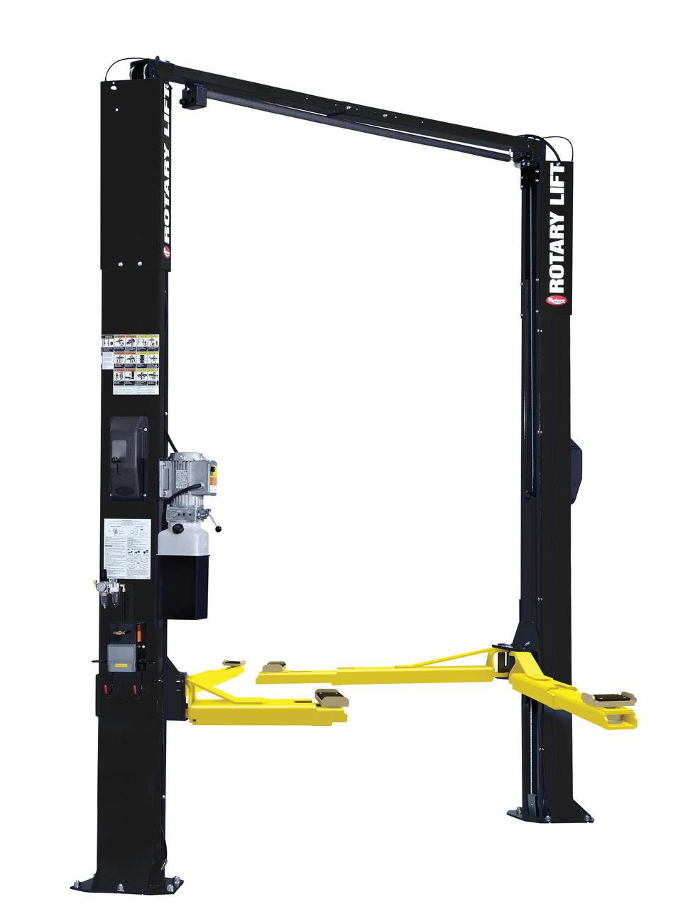 SPOA10-TA-Black Trio with TA Truck/Frame Adapters