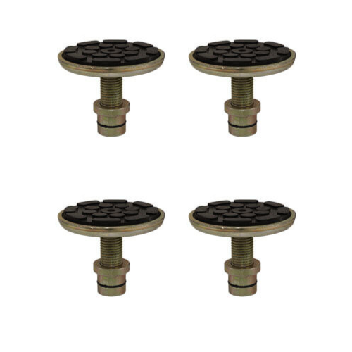 W-P201730-4  Set of 4 Screw Pad Adapters (O-Ring may not be present on current models)