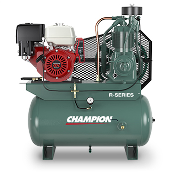 CHAMPION® GAS ENGINE DRIVEN COMPRESSOR (HONDA ENGINE)