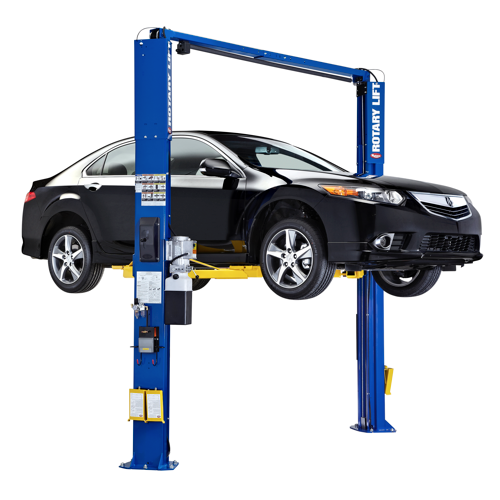 Rotary® SPOA10 Certified Overhead 2-Post Lift
