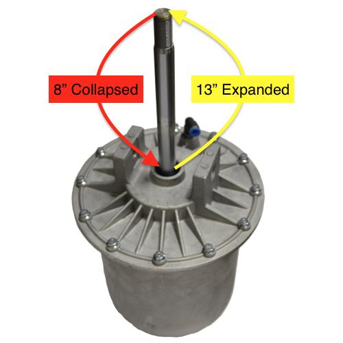 W-CT-LS-2300000 Bead Breaker Cylinder For Weaver® W-893/ W-894/ W-894X Tire Changers
