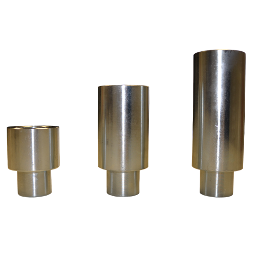 "Various Height Adapters Included (4 each) 1/1/2"", 3"" and 6"""