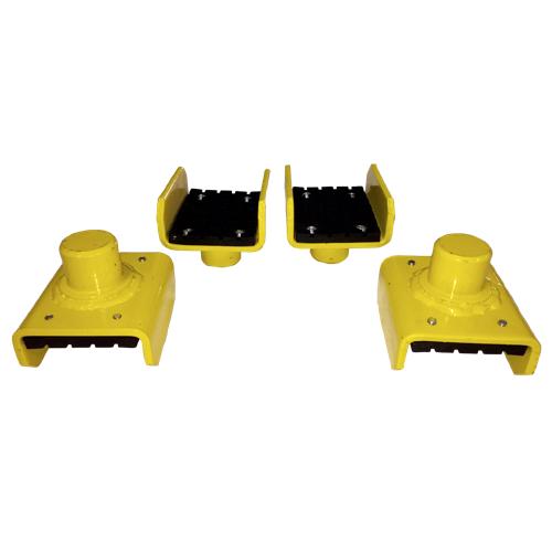 Weaver® W-P20802-4 U-Shaped Frame Adapter (Set of 4)