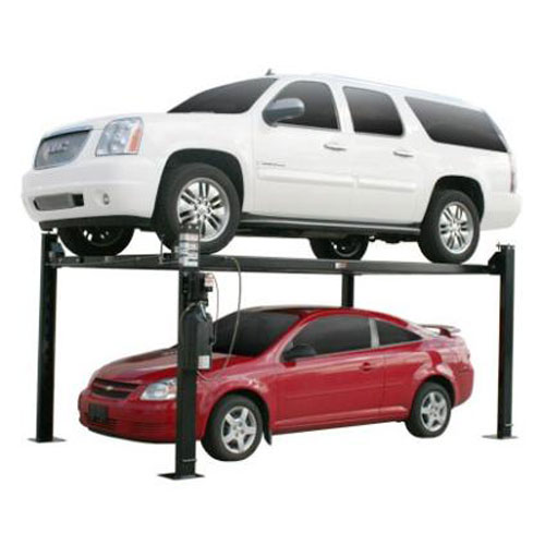 Direct-Lift Pro-Park 8 Standard with Suburban on Top