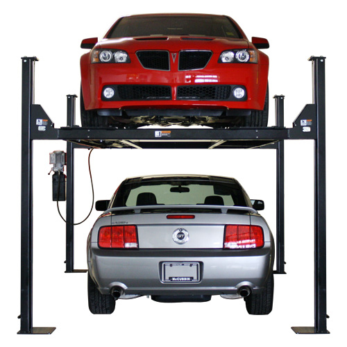 Direct-Lift® Pro-Park 8 Plus Certified 4 Post Lift