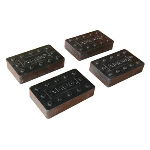 W-6PLR Rubber Block Lifting Pads