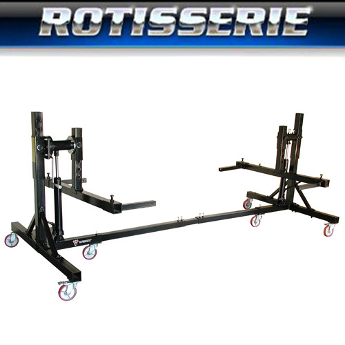 Weaver® W-Rotisserie Auto Rotisserie