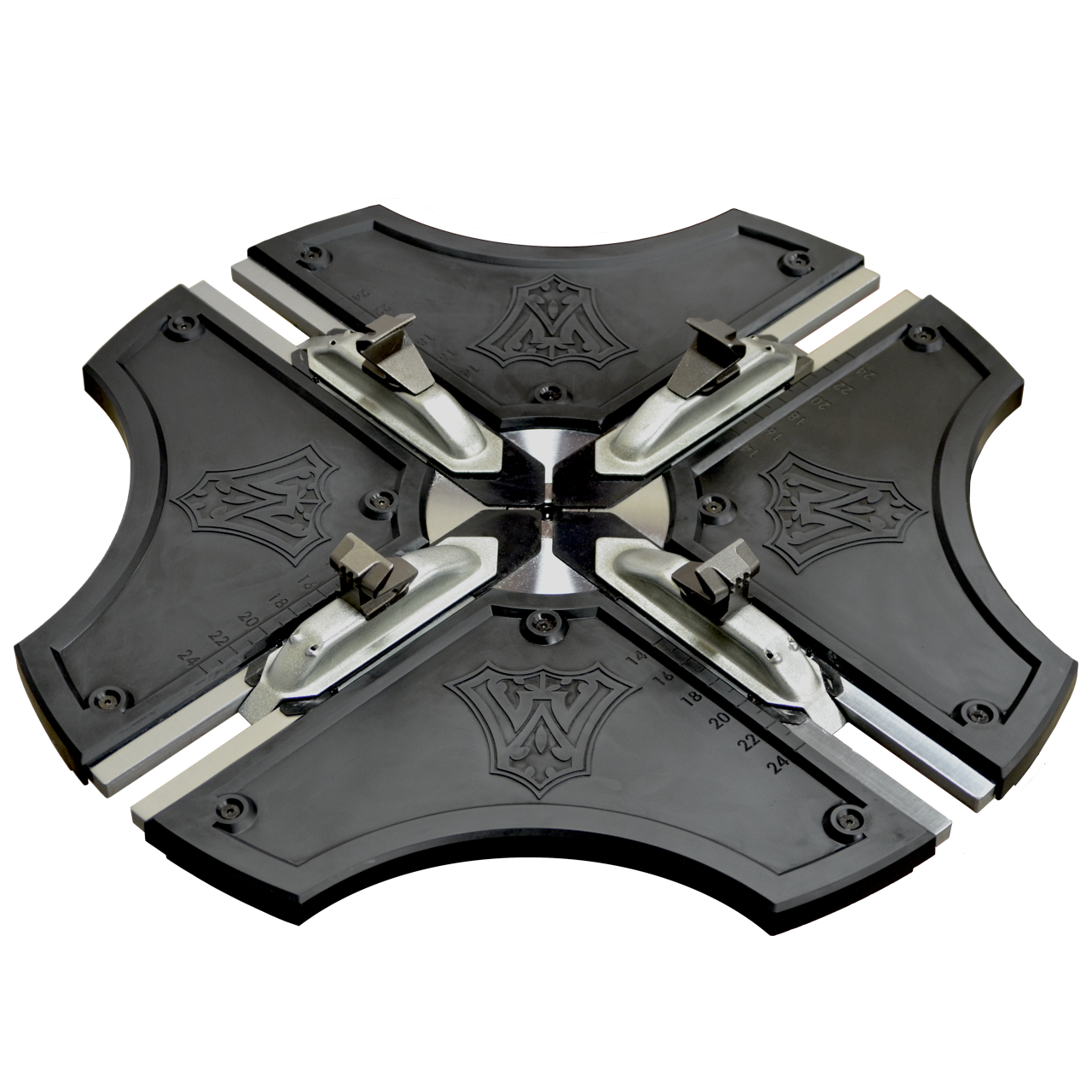 W-898XS with BLACK ARMOUR™ Turntable Wheel Protection
