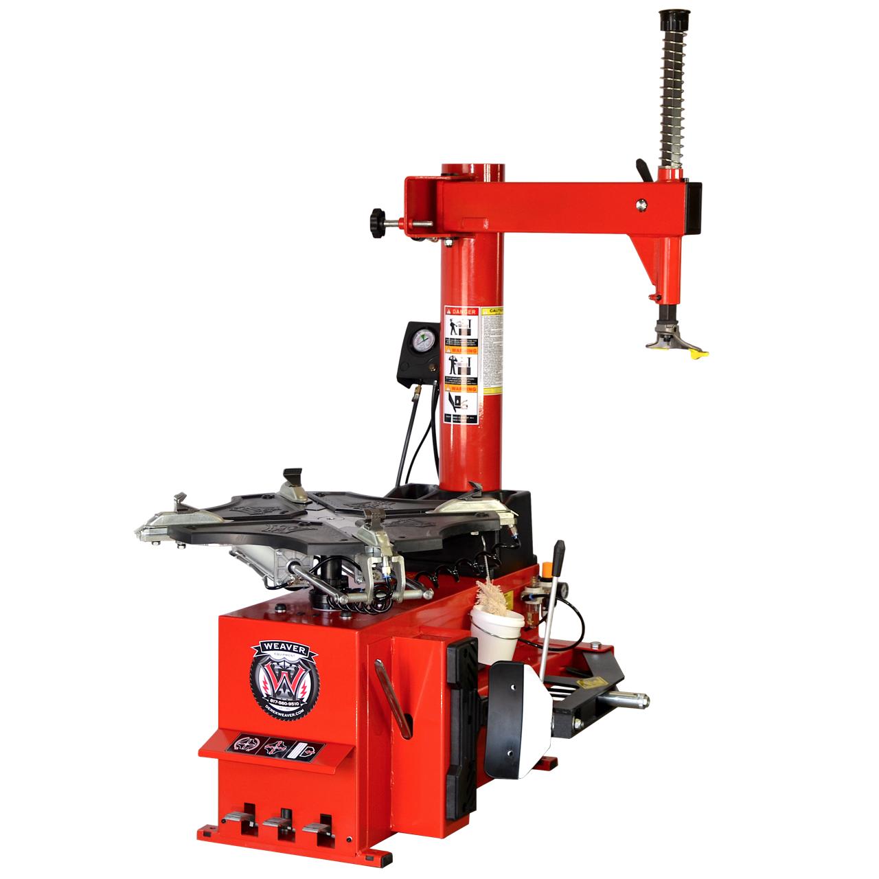 Weaver® W-898XS Tire Changer / Assist Arm Combo