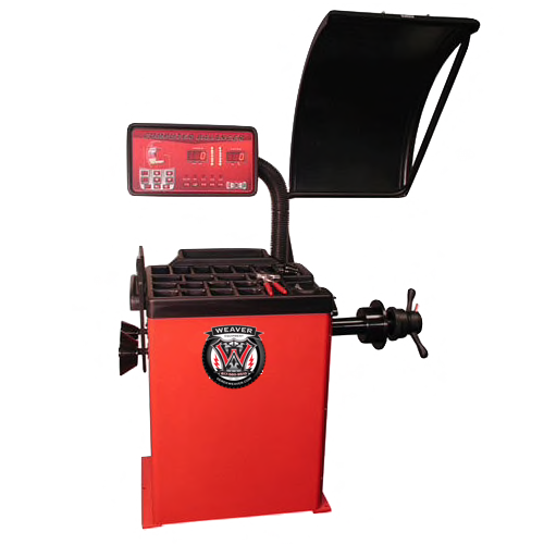 Weaver® Tire Changer / Wheel Balancer - Combo 4