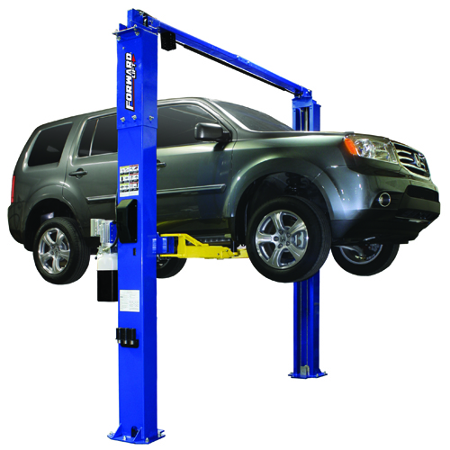 Forward Lift I-10 Certified 2 Post Lift With Honda