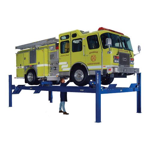 Four Post Lift >> Forward Cr30 Certified 30 000 Lb 4 Post Heavy Duty Truck Lift