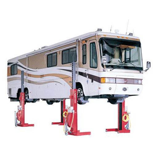 Forward Lift FMLForw4 Mobile Column Lift with RV