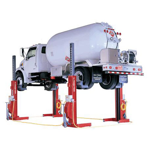 Forward Lift FMLForw4 Mobile Column Lift with Tanker