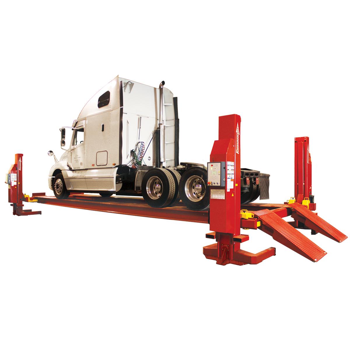 Forward Lift CR50/60 Heavy Duty 4-Post Lifts