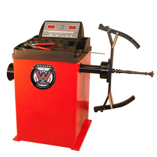 Weaver® Motorcycle Tire Changer / Wheel Balancer - Combo 1
