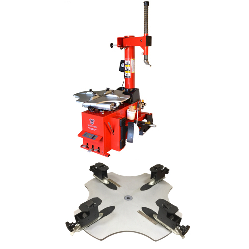 Weaver® W-M898XS Motorcycle / ATV / Car / Truck - Tire Changer
